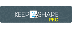 Keep2share Premium Pro 30 Days